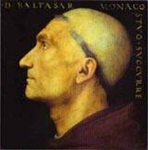 Portrait of baldassare vallombrosano 1500 xx florence italy